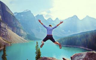 Vær modig - hop ud sammen med os